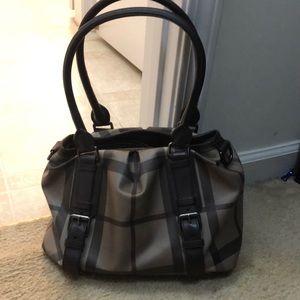 Burberry handbag great condition